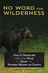 cover of No Word for Wilderness