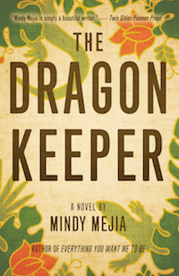 cover of The Dragon Keeper by Mindy Mejia