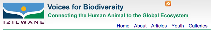 Voices for Biodiversity