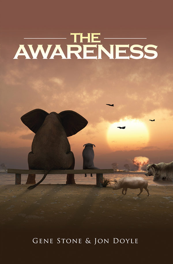 book review the awareness by gene stone and jon doyle ecolit books